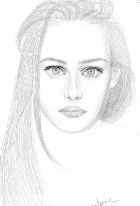 Vanessa Paradis by solinouk